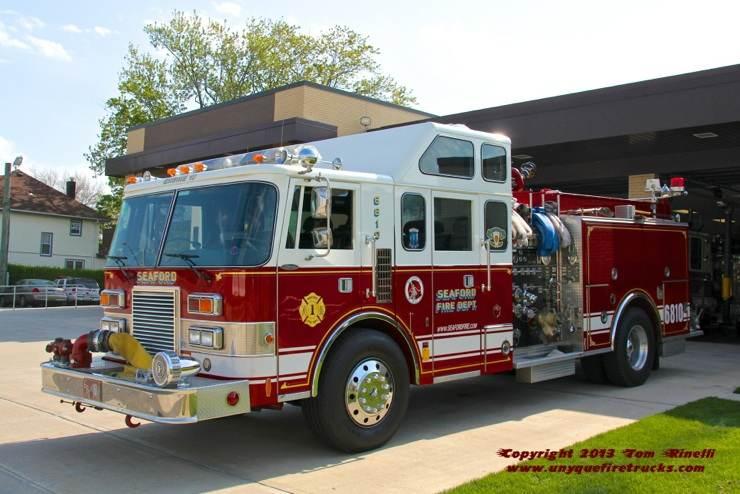 Seaford-FireTruck