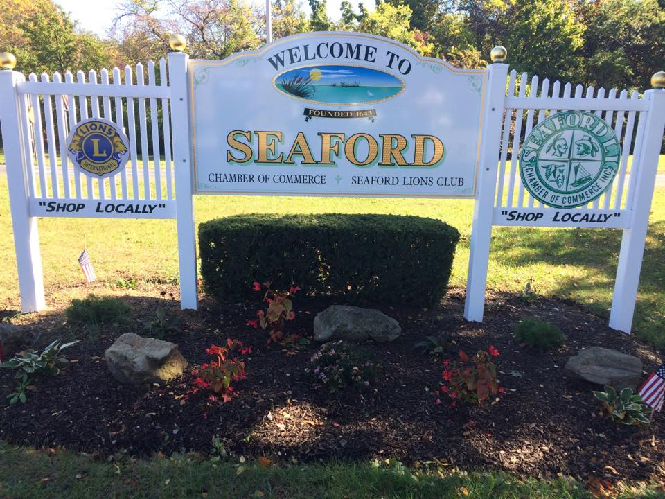 2017-New-Welcome-To-Seaford-Sign